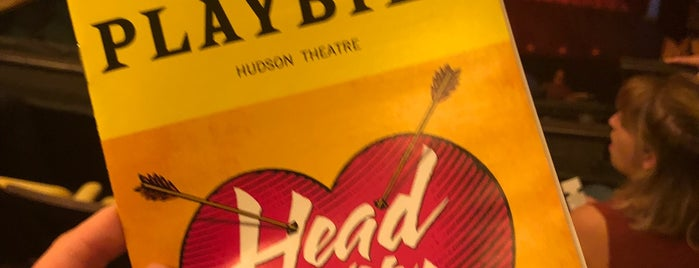 Hudson Theatre is one of USA 🇺🇸.