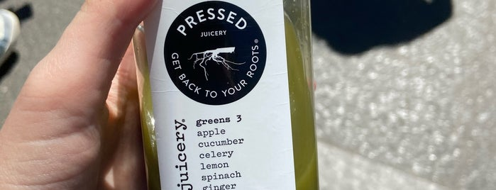 Pressed Juicery is one of NYC Midtown.