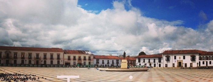 Tunja is one of Turismo Colombia.