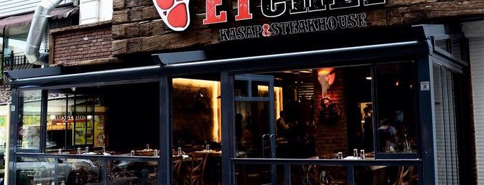 ETCHEF Kasap & Steakhouse is one of Gökhan'ın Beğendiği Mekanlar.
