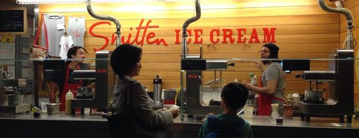 Smitten Ice Cream is one of San Francisco.