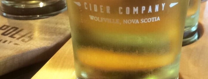 Annapolis Cider Company is one of Tempat yang Disukai Stef.