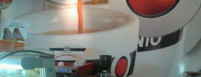 Café do Ponto is one of Douglas'ın Beğendiği Mekanlar.