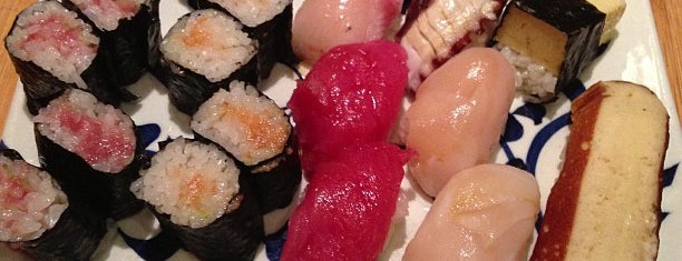 Sushi Yasuda is one of The Best of Midtown East.
