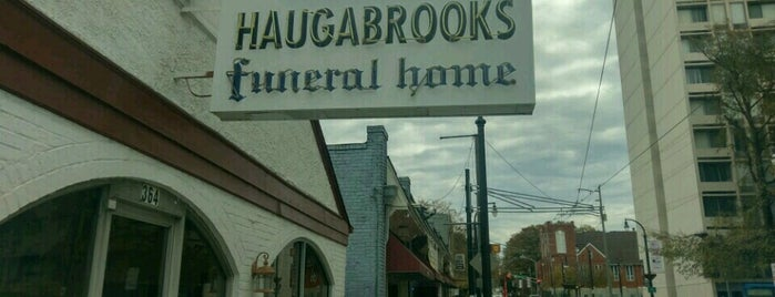 Haugabrooks Funeral Home is one of Best Funeral Homes.