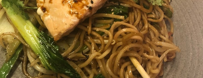 wagamama is one of Louiseさんのお気に入りスポット.