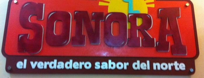 Tacos Sonora is one of Locais curtidos por Mavi.