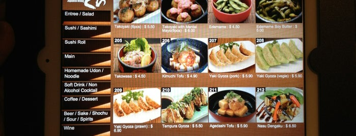 Kura Japanese Dining is one of Sydney Todo.
