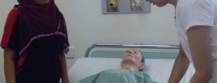 Hospital Fatimah Nursing School is one of Learning Centers #2.
