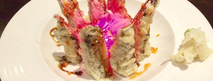 Kumo Sushi Hibachi & Lounge is one of To review.
