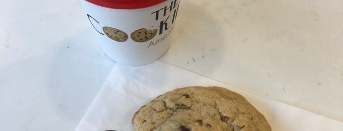 The Cookie Lab (American Bakery) is one of Madrid.