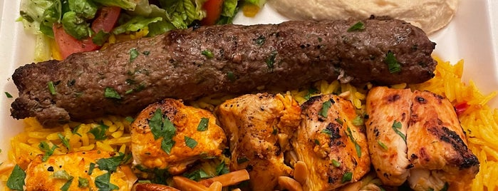 Little Arabia Lebanese Bakery and Cuisine is one of Rj : понравившиеся места.