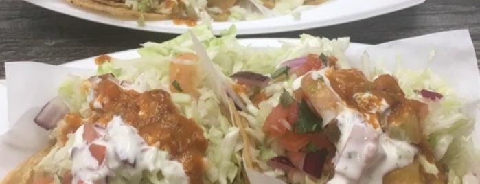 Tacos Baja is one of Marisa'nın Kaydettiği Mekanlar.