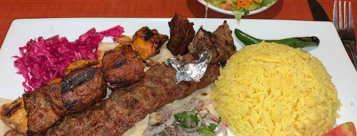Edessa Restaurant Kurdish Turkish Cuisine is one of สถานที่ที่ Rj ถูกใจ.