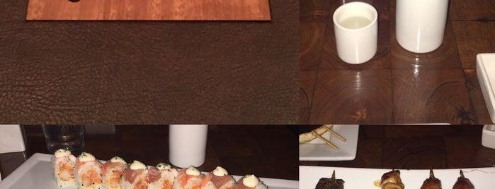 Takami Sushi is one of สถานที่ที่บันทึกไว้ของ Rj.
