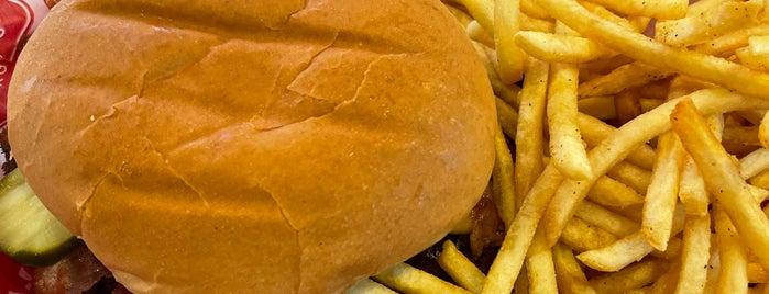 Freddy's Frozen Custard is one of สถานที่ที่ Rj ถูกใจ.