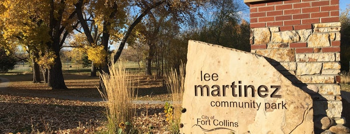 Lee Martinez Park is one of Fort Collins.
