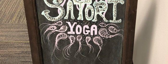 Satori Yoga Studio is one of Lugares favoritos de Karen.