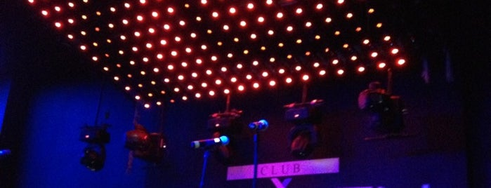 Club Heaven is one of Night.
