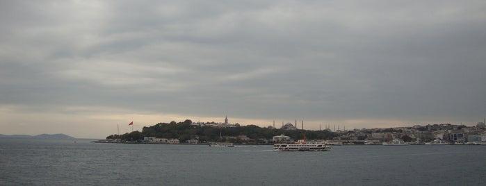 Restoran İstanbul Modern is one of Istanbul'da Lezzet Durakları.