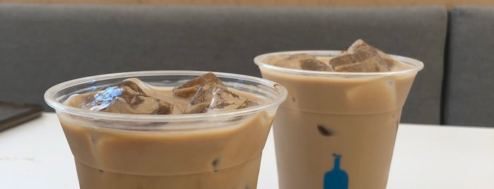 Blue Bottle Coffee is one of HC NYC 18'.