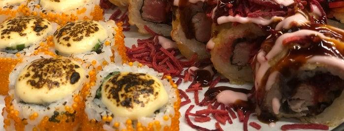 Ken Sushi And More is one of istanbul gidilecekler anadolu 2.