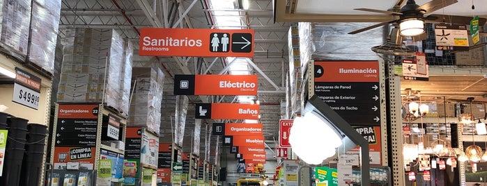 The Home Depot is one of Lugares favoritos de Fernando.