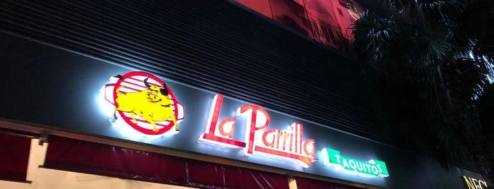 La Parrilla is one of Rona. : понравившиеся места.
