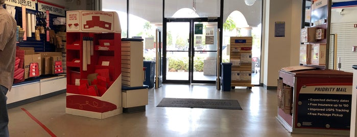 US Post office is one of Miami's must visit!.