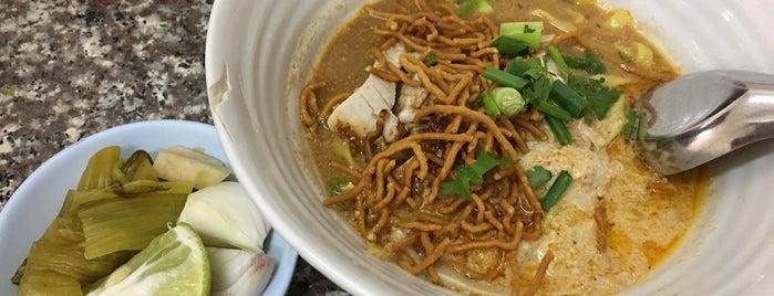 ก๋วยเตี๋ยวเฮียซ้ง กาดหลวง is one of เชียงใหม่_5_noodle.