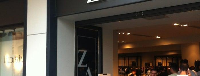 Zara is one of Zyn'ın Beğendiği Mekanlar.