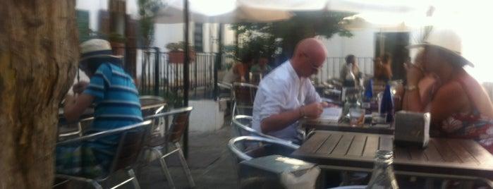 El Escondite del Viento Hotel Tarifa is one of Tarifa.