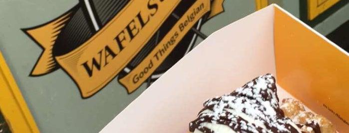 Wafels & Dinges - Vedette Cart is one of Comer NY.