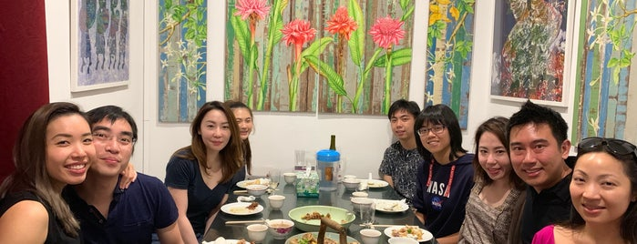 Lucky House Cantonese Private Kitchen is one of Micheenli Guide: Private Home Dining in Singapore.