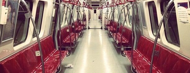 Taksim Metro İstasyonu is one of mistiklal.