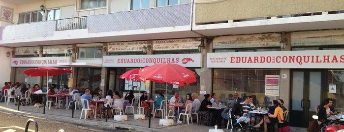 Eduardo das Conquilhas is one of Portugal.