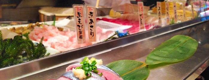 魚がし日本一 五反田店 is one of 五反田お気に入り飲食店.