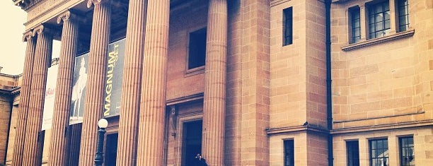State Library of New South Wales is one of Sydney Favorites.