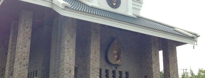 วัดเขาวง (ถ้ำนารายณ์) is one of ลพบุรี สระบุรี.