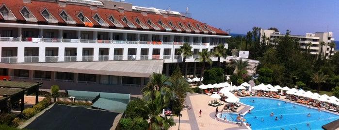Sherwood Greenwood Resort Hotel is one of Antalya II.