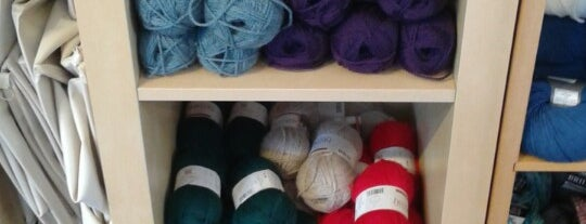 The Yarn Spot is one of one of these days: yarn.
