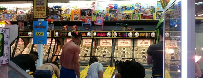 Beach Arcade North is one of Rehoboth.