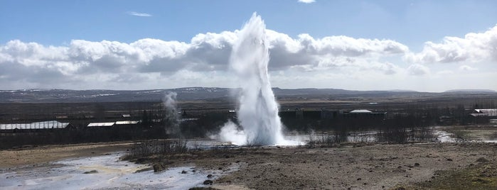 Geysir is one of Iceland.