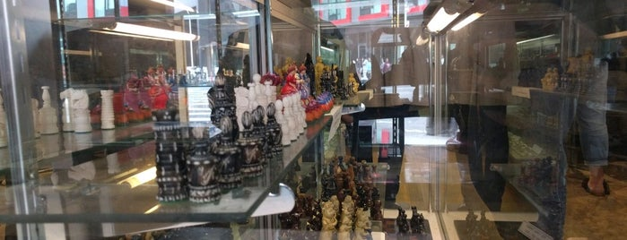 New York Chess & Games is one of Kidding around in Prospect Heights.