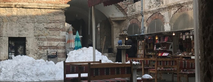 Taşhan Cafe is one of Erkan : понравившиеся места.