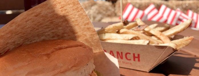 Ranch Burger State is one of Посещено в Украине.