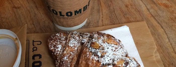 La Colombe Torrefaction is one of Coffee Shops Below 14th Street.