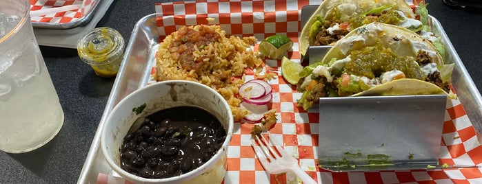 Taco City Taqueria is one of Seattle Places to Try.