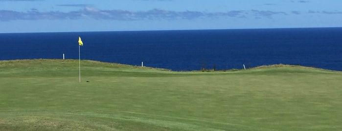 Porto Santo Golf is one of Tempat yang Disukai José Luis.