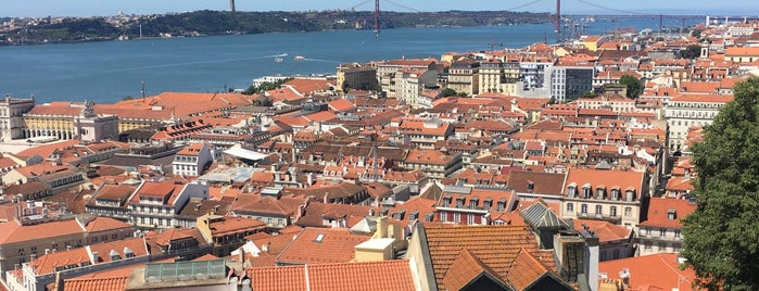 Miradouro do Castelo de São Jorge is one of Lisabon.